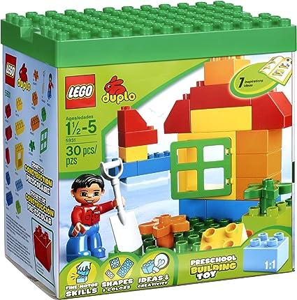 LEGO Bricks /& More My First LEGO DUPLO Set 5931 4611065