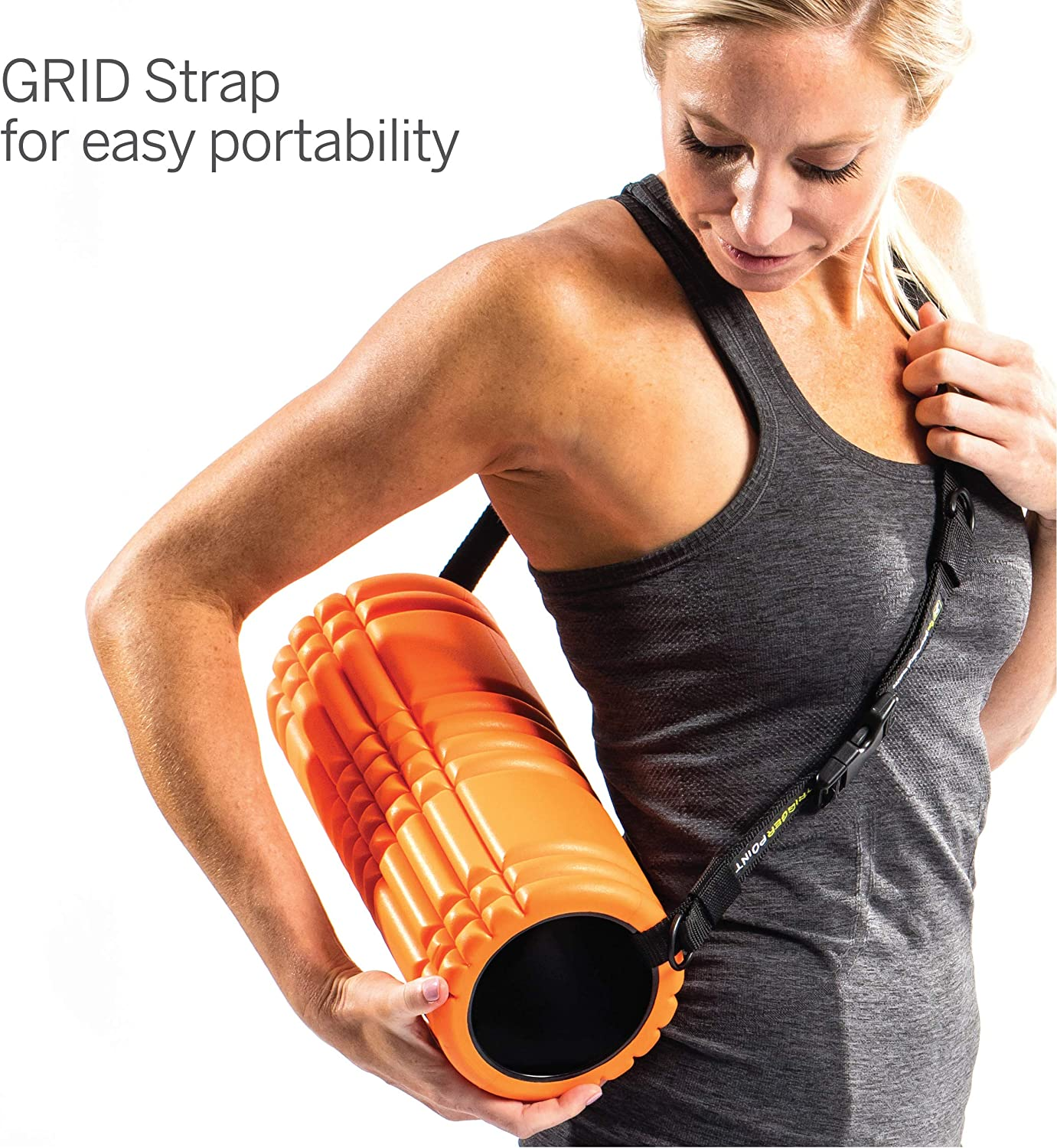and Grid Strap MB1 Massage Ball TriggerPoint Performance Mobility Kit with Grid Foam Roller