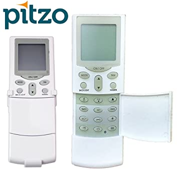 Buy Pitzo Replacement Ac Remote Control Compatible With Hitachi