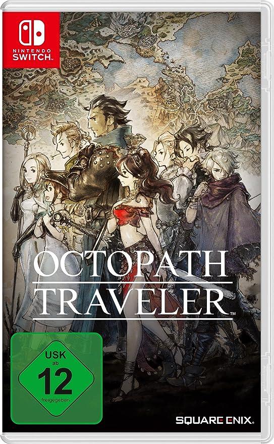 Nintendo Switch Octopath Traveler: Amazon.es: Electrónica