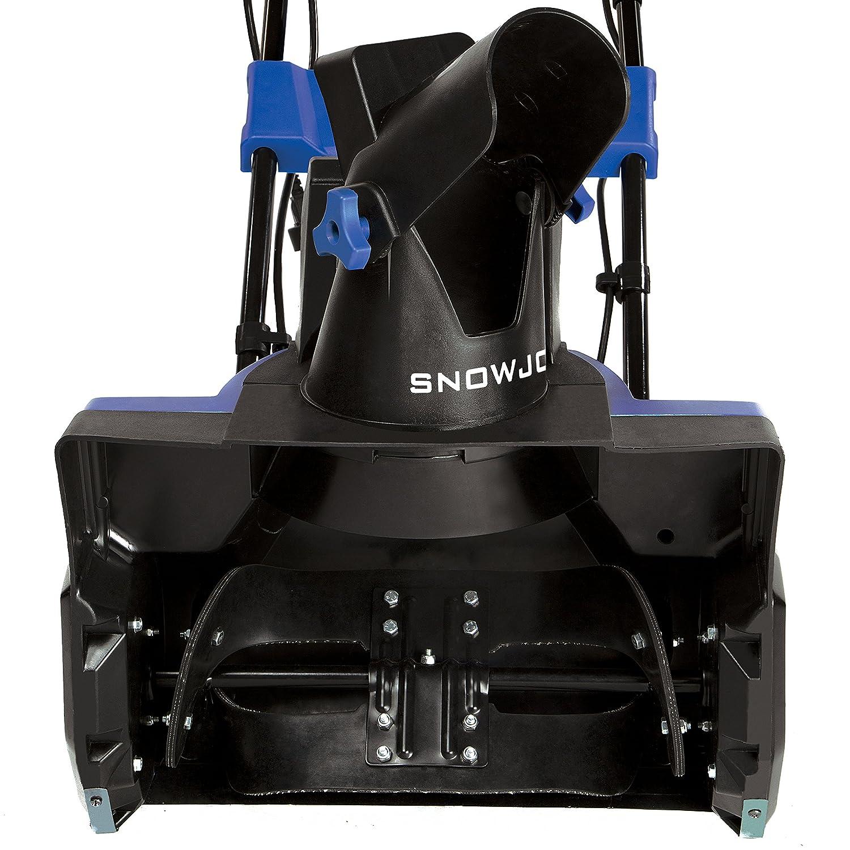 14.5 Amp Motor 18-Inch LED Lights Snow Joe SJ619E Electric Single Stage Snow Thrower