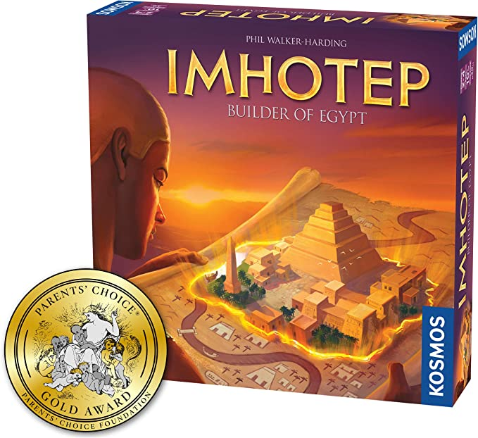 Imhotep Builder of Egypt