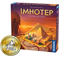 Thames & Kosmos Imhotep Builder of Egypt Board Game