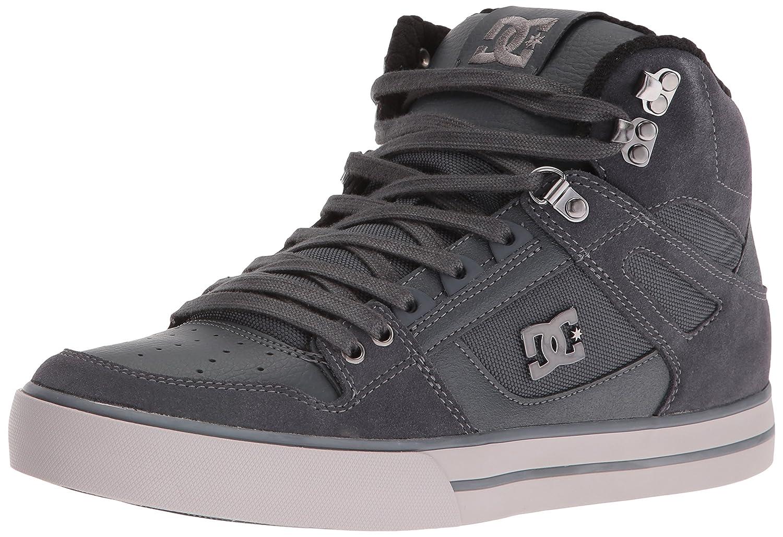 DC Men's Spartan HI WC SE Sneaker Grey