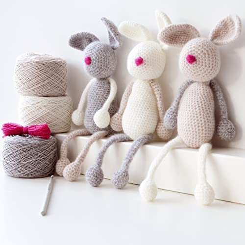 Amigurumi Toy Box: Cute Crocheted Friends: Rimoli, Ana Paula ... | 500x500