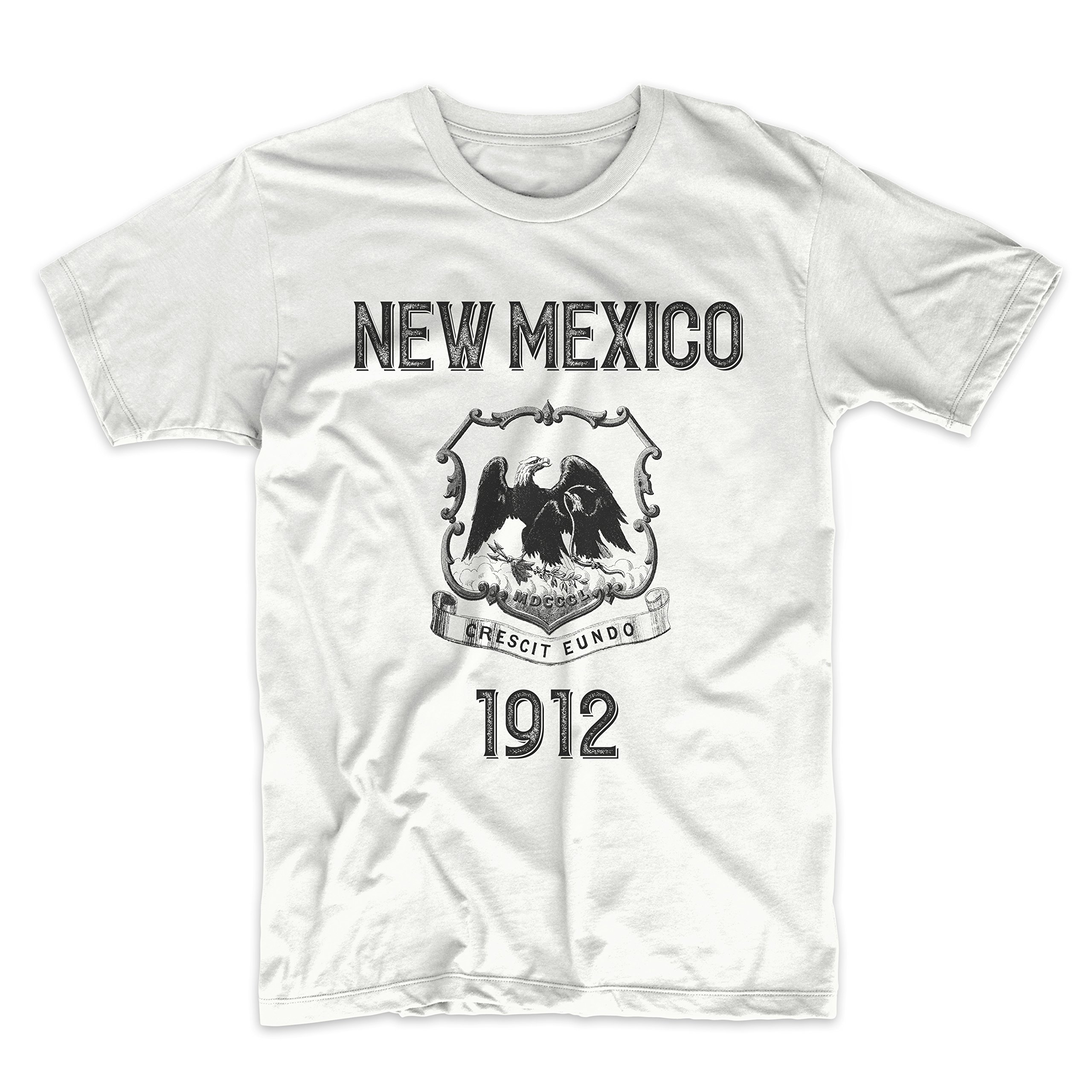 PatentPrints New Mexico Coat of Arms T Shirt