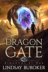 Kingdoms at War: An Epic Fantasy Adventure (Dragon Gate Book 1) Kindle Edition