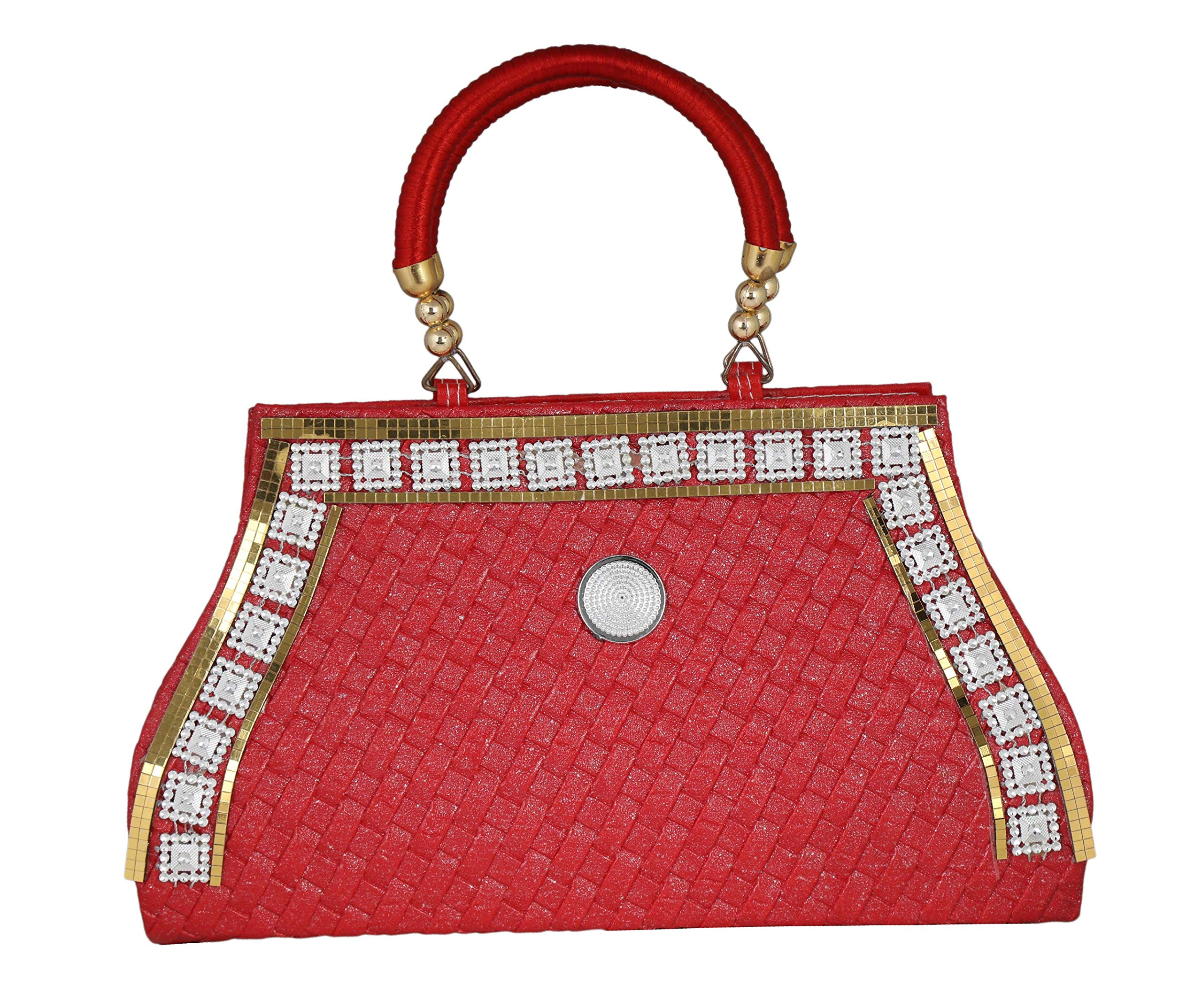 f86397f976c4 Indijoy Bag Handle Purse Wallet Gift for Girls Women product image
