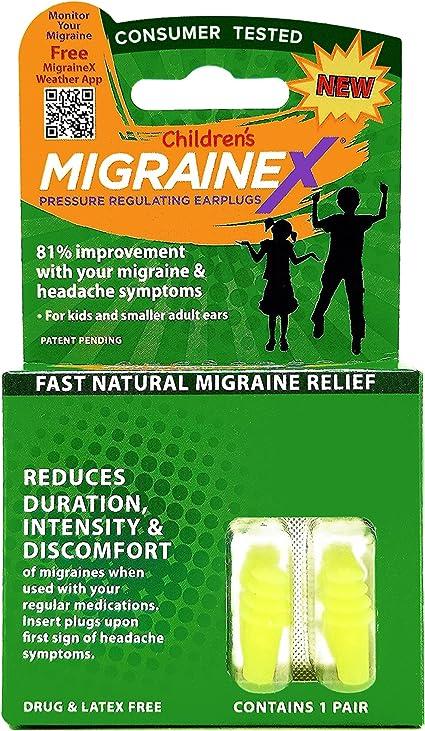 which is migraine migrainex