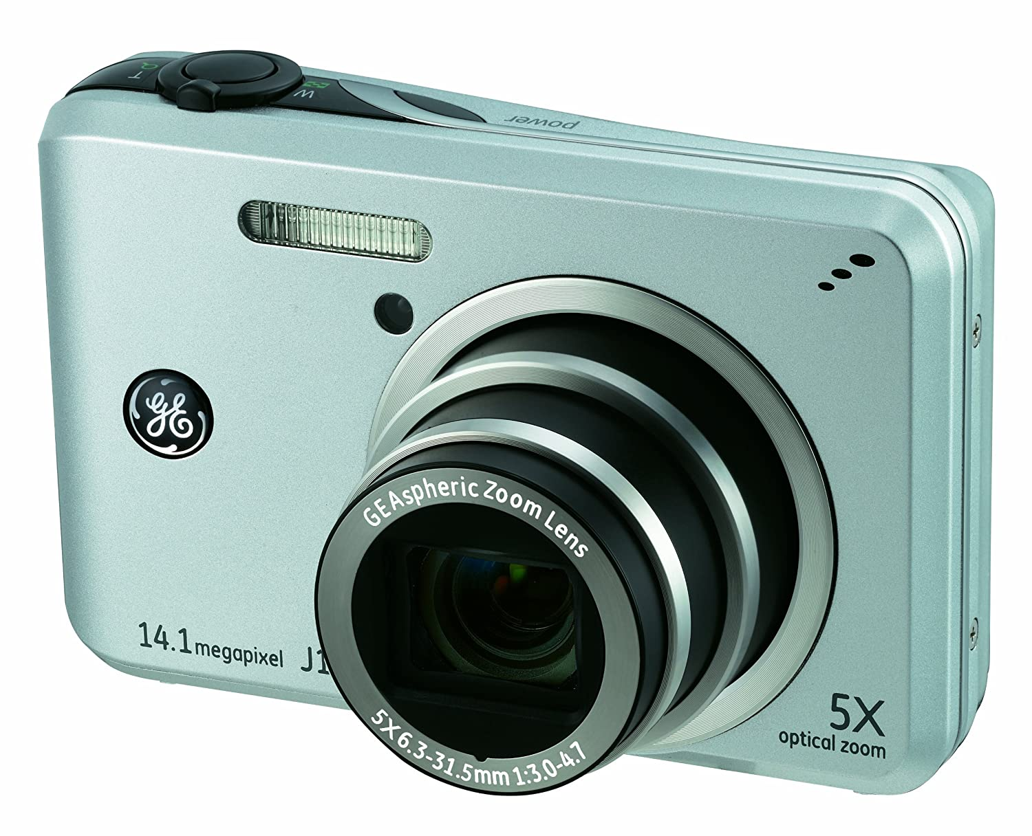 amazon com ge j1455 14mp digital camera with 5x optical zoom and rh amazon com Canon 12.1 Megapixel Digital Camera Canon 12.1 Megapixel Digital Camera