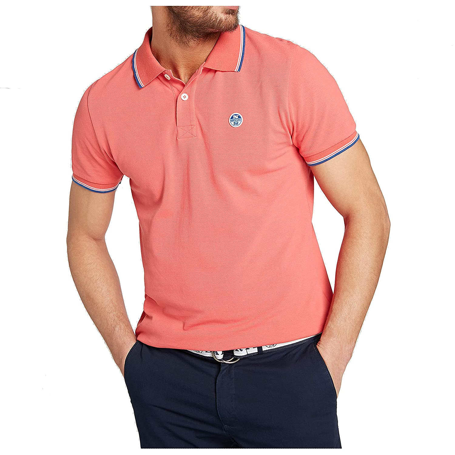North Sails Polo UOMO 692133 Primavera/Estate: Amazon.es: Ropa y ...