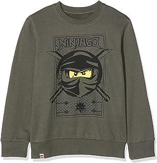 LEGO Ninjago Cm Camisa Manga Larga para Ni/ños