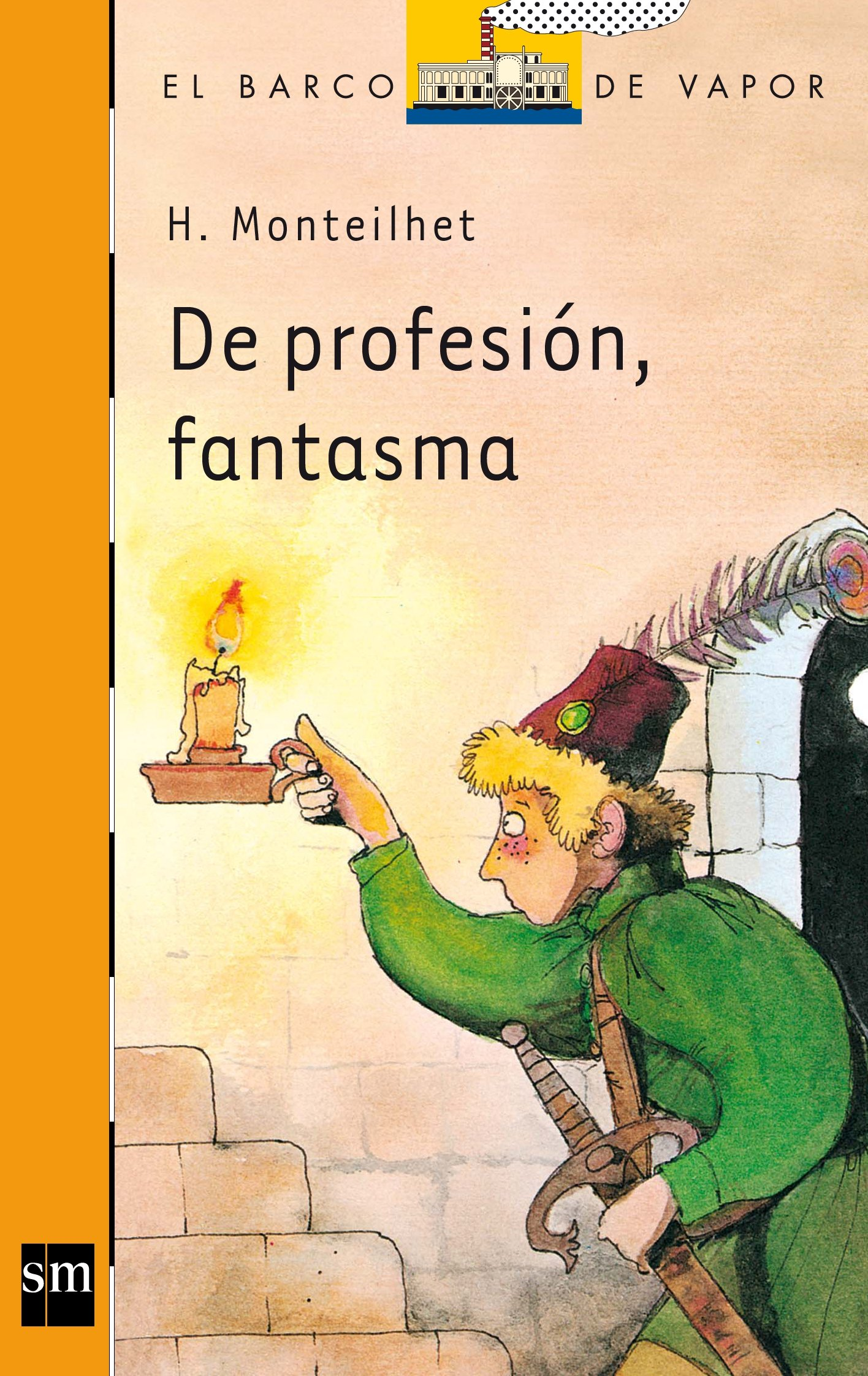 Download De Profesion Fantasima/Ghostly Profession (Serie Naranja, 10) (Spanish Edition) PDF