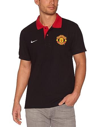 Nike Manchester United Core Polo de Manga Corta para Hombre ...