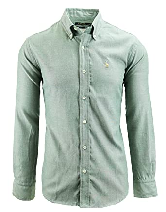 more photos performance sportswear no sale tax Ralph Lauren Oxford Hemd Verschiedene Farben Slim Fit, Farbe ...