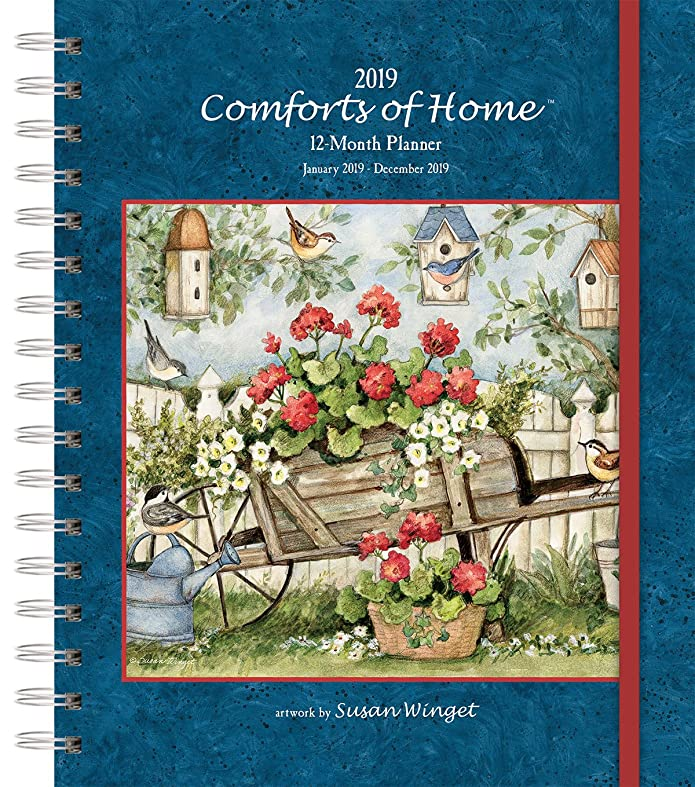 2019 FILE-IT™ PLANNER, COMFORTS OF HOME