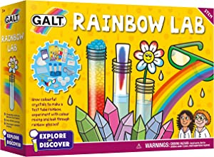 Galt Toys, Rainbow Lab, Science Kits for Kids, Ages 5+