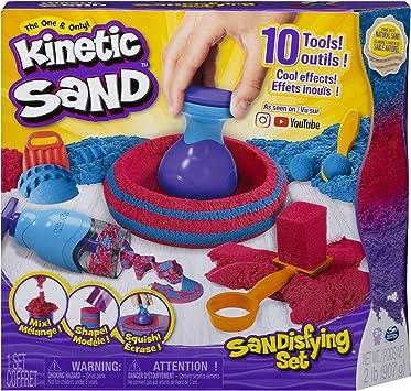 Oferta amazon: Kinetic Sand Sandtastic Arena Kinética (BIZAK 61921467)