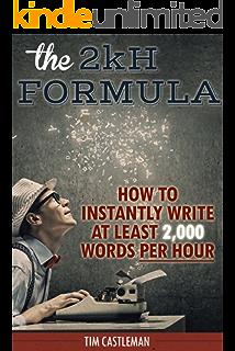Formula to write a novel