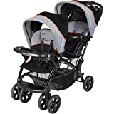 Baby Trend Double Sit N Stand Stroller, Millennium Orange