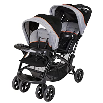 Amazon.com: Cochecito para bebé con soporte para ...