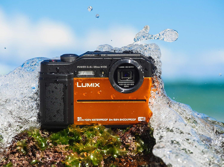 Panasonic Lumix Dc Ft7eb D Waterproof Compact Camera Camera Photo