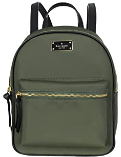 c43a88c3ee4d3 Kate Spade New York Wilson Road Small Bradley Backpack Purse (Evergreen)