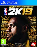 NBA 2K19 20th Anniversary Edition - Special Limited - PlayStation 4