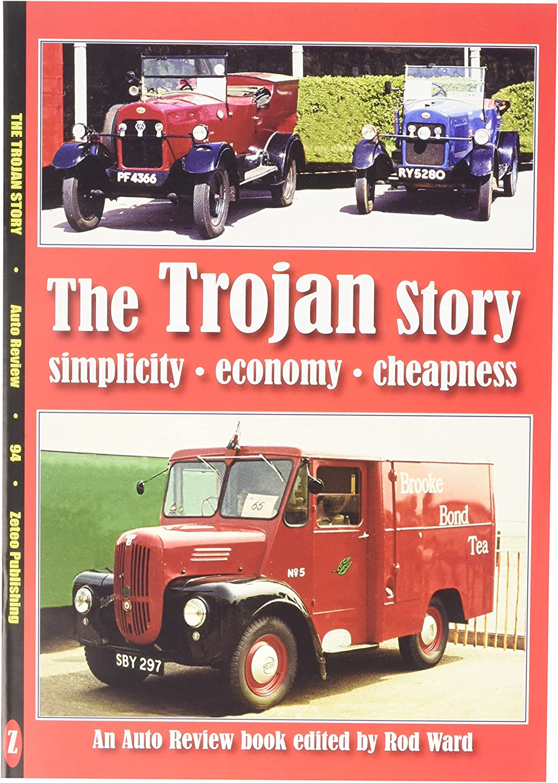 Auto Books The Trojan Story