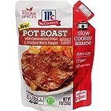 McCormick Slow Cookers Pot Roast Seasoning Mix, 9 oz
