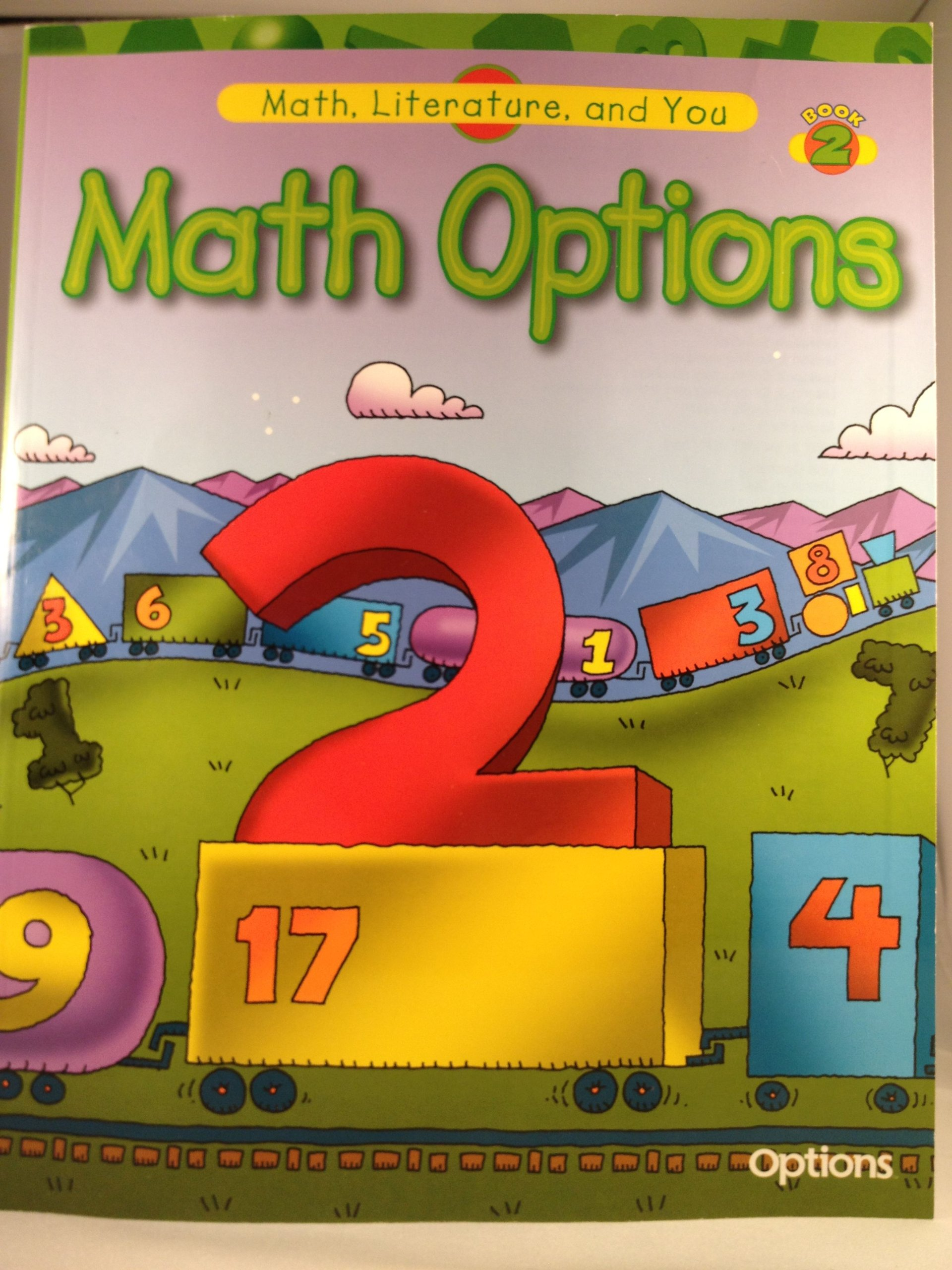 Math Options: Book 2 ebook