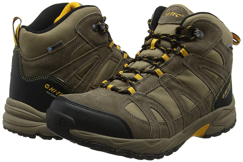 Hi-Tec Herren Alto Ii Ii Ii Mid Waterproof Trekking- & Wanderhalbschuhe Charcoal grau Cobalt One Größe e73480