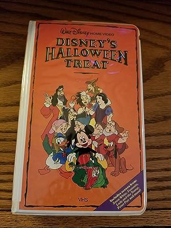 Amazon.com: Disney's Halloween Treat: Mickey Mouse, Donald Duck ...