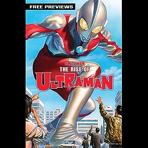 The Rise Of Ultraman (2020-) Sampler #1