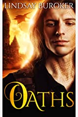 Oaths (Dragon Blood Book 8) Kindle Edition