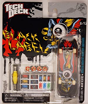 Spin Master - Tech Deck - 96mm Skateboard with Tools - Black