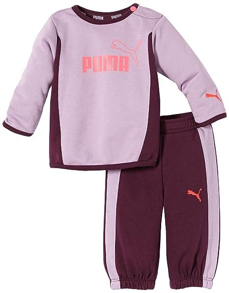 großer Verkauf schöner Stil detaillierter Blick PUMA Baby Jogginganzug ESS Infant Crew Jogger
