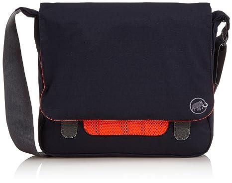 0439573a1 Image Unavailable. Image not available for. Color: Mammut Shoulder Bag  Square 8, 4 black ...