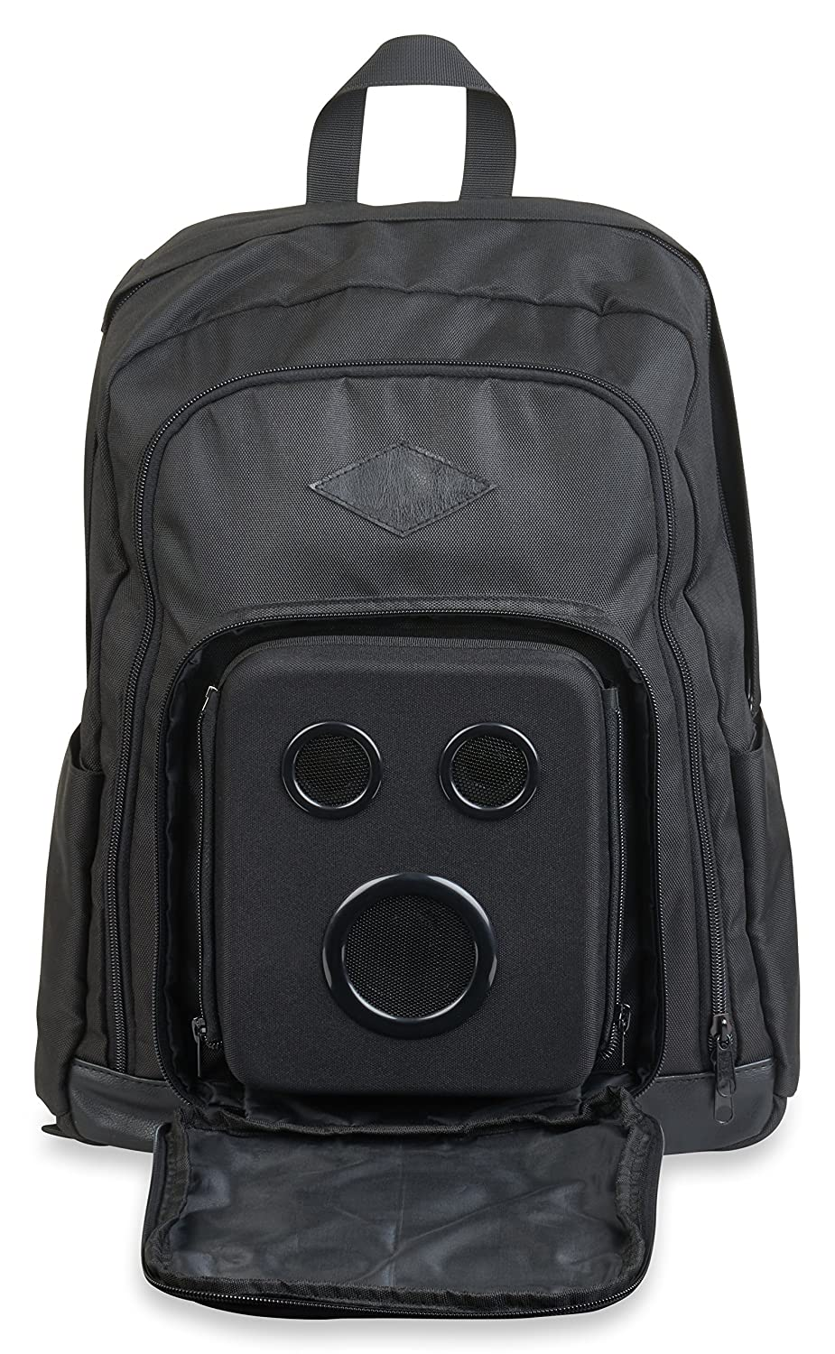 School bag riddim zip - Amazon Com The Rager Backpack The Bluetooth Speaker Backpack The Premium Backpack With Speakers Of 2017 Black Home Audio Theater