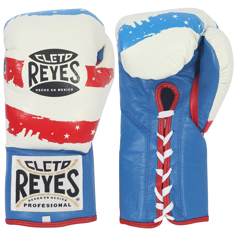 Ringside Cleto Reyes公式ファイトボクシンググローブ B01BKZE0JU 8 oz. USA USA 8 oz.