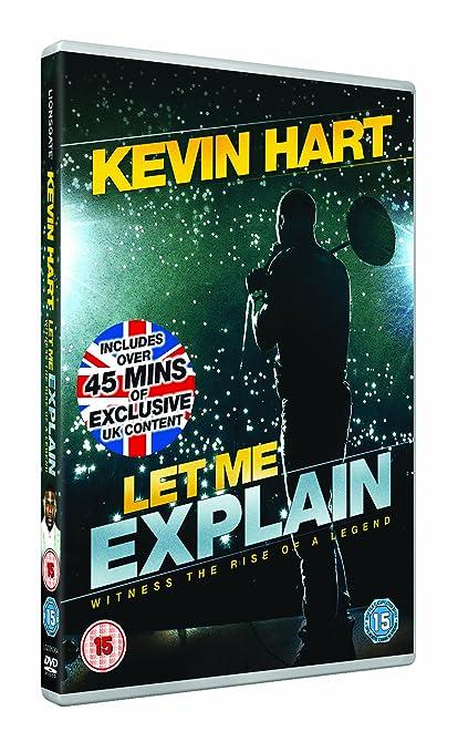 Kevin Hart: Let Me Explain [DVD]: Amazon.co.uk: Leslie Small, Tim ...