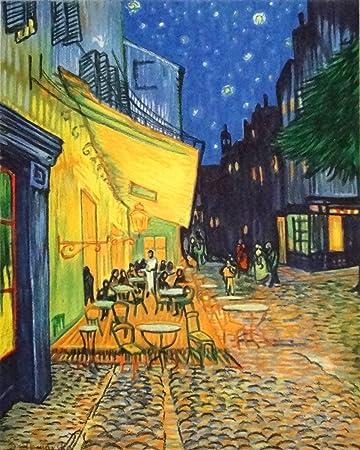 「夜のカフェテラス」の画像検索結果