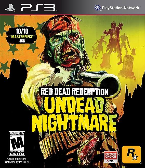 Red Dead Redemption: Undead Nightmare [Importación italiana]: Amazon.es: Videojuegos