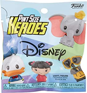 Funko Pint Size Heroes: Disney (One Mystery Figure),Multicolor,1.5 inches