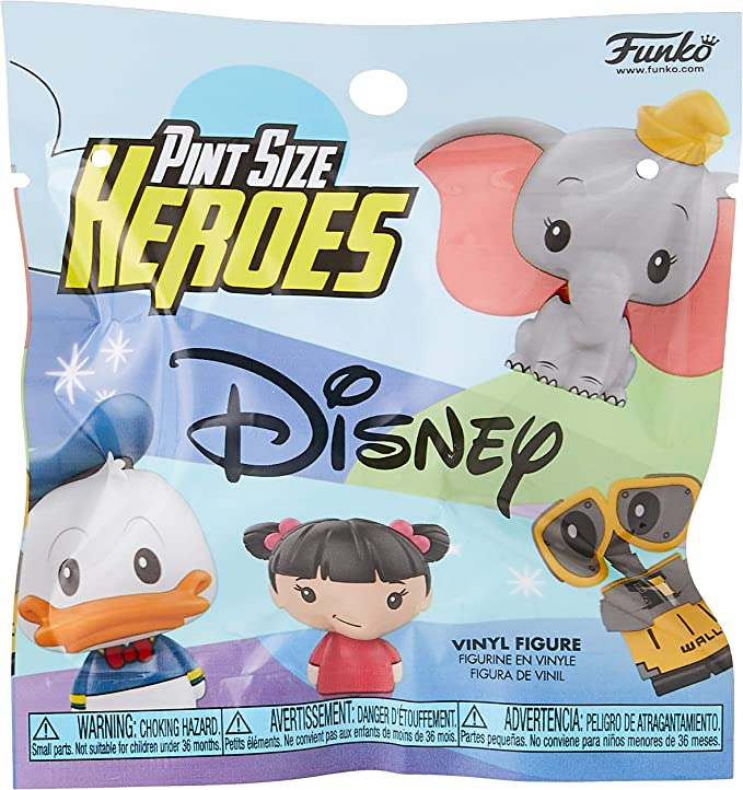 Funko Pint Sized Heroes Disney Series 2 DUMBO New In Hand