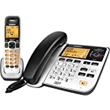 Uniden DECT 2145+1 - Premium DECT Digital - 2 in 1(Corded + Cordless) Phone System