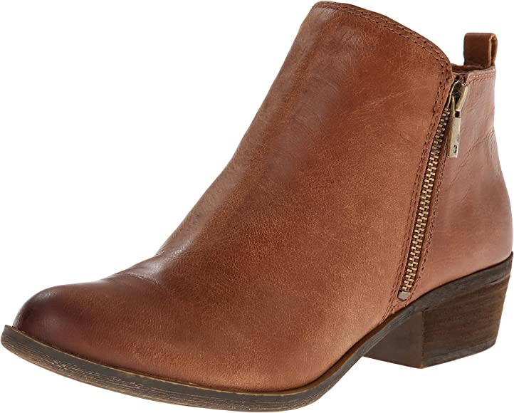 3a97f11cf Amazon.com | Lucky Brand Women's Basel, Toffee, 5 M US | Shoes