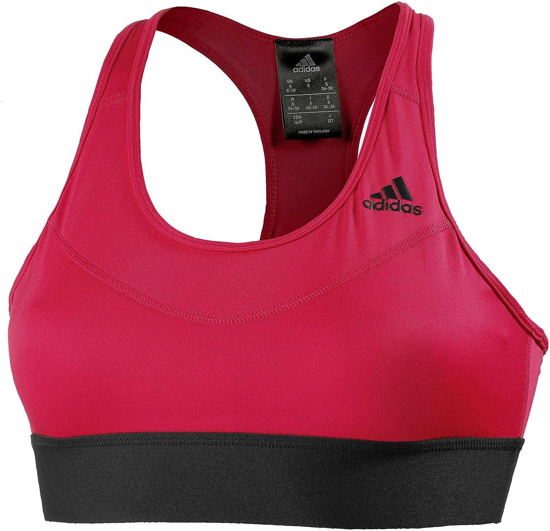 adidas Performance Mujer - Sujetador deportivo, ENERGY PINK ...
