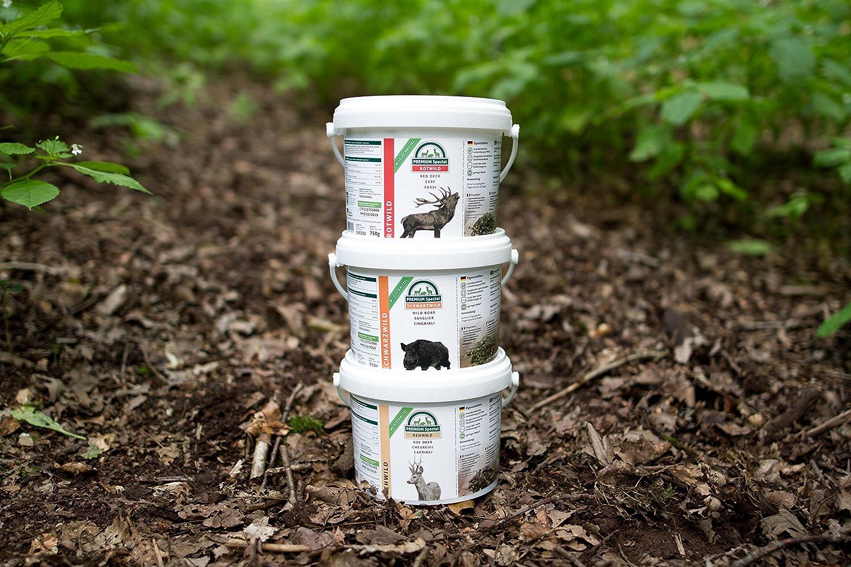 EUROHUNT Wildlockmittel Premium Spezial Rotwild Reclamo y atrayentes para Caza
