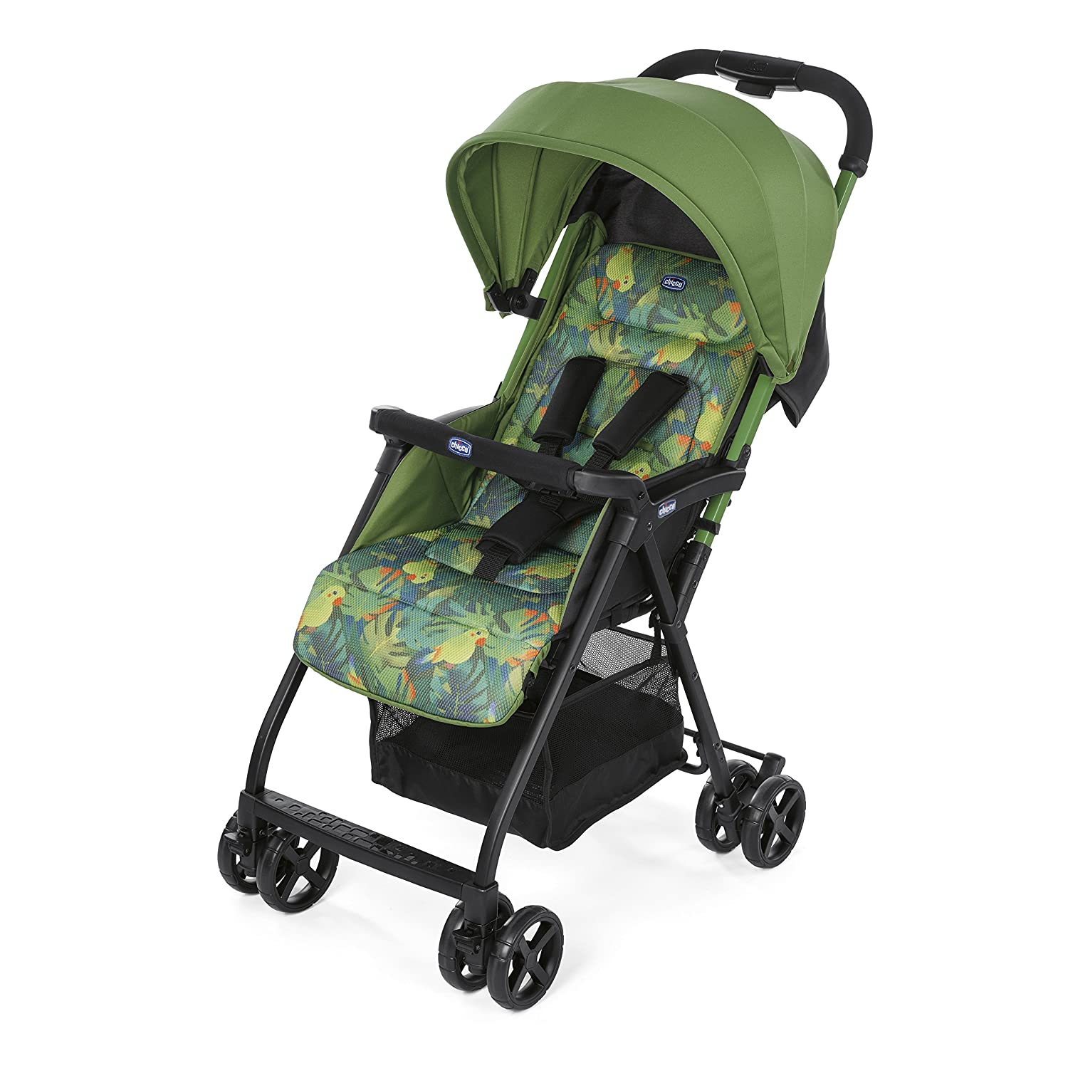 Chicco Buggy OhLaLa, Tropical Jungle Cybernetto 06079269140000